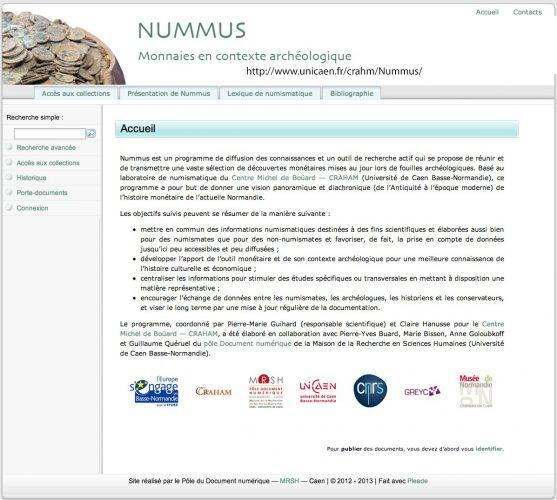 database-nummus