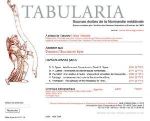 tabularia